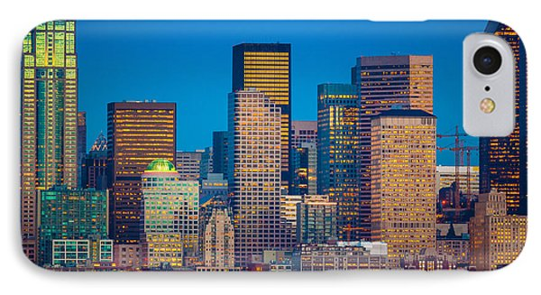 Alki View IPhone Case by Inge Johnsson