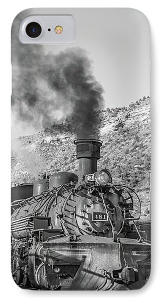 IPhone Case featuring the photograph All Aboard by Colleen Coccia