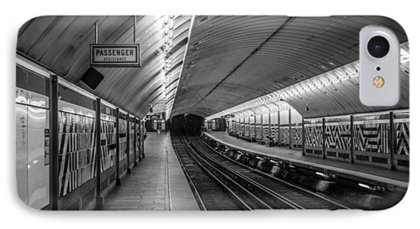 IPhone Case featuring the photograph All Aboard by Jason Moynihan