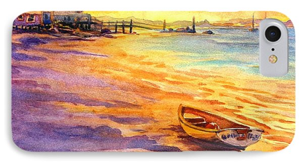 All Ashore That's Going Ashore IPhone Case by Virgil Carter