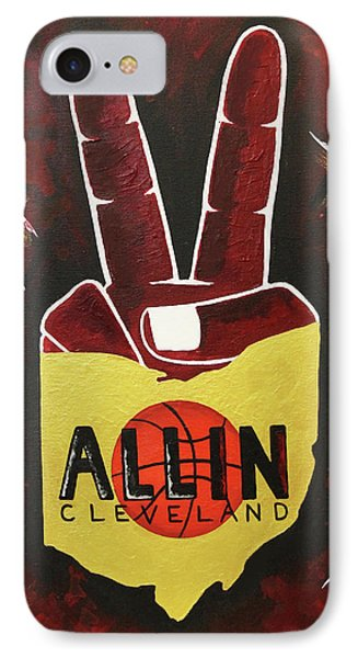 All In IPhone Case