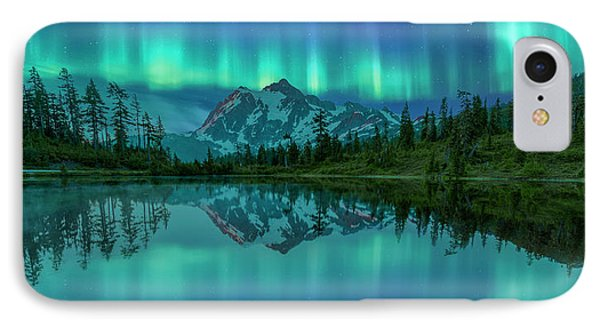 IPhone Case featuring the photograph All In My Mind by Jon Glaser