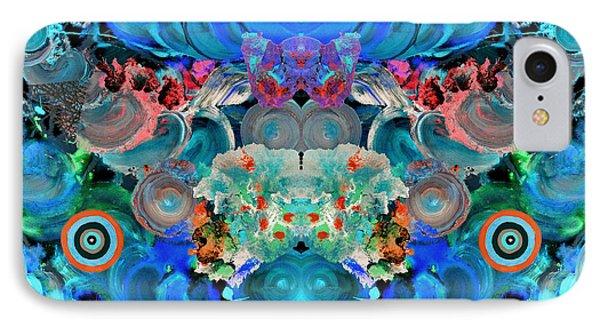 All Neon Like IPhone Case by Sumit Mehndiratta