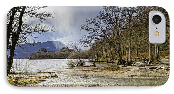 IPhone Case featuring the photograph All Seasons At Loch Lomond by Jeremy Lavender Photography
