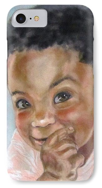 All Smiles IPhone Case by Barbara O'Toole