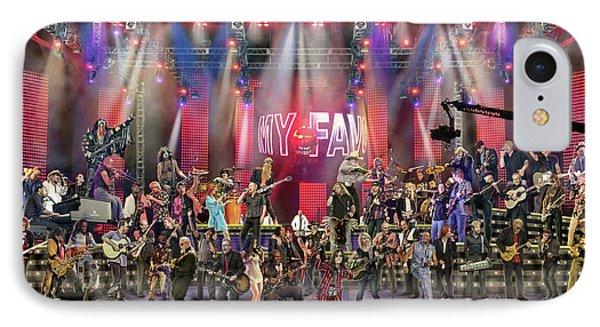 All Star Jam IPhone 7 Case
