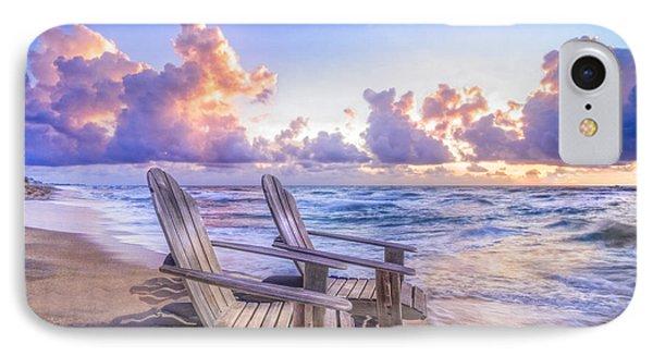 All Summer Long IPhone Case by Debra and Dave Vanderlaan