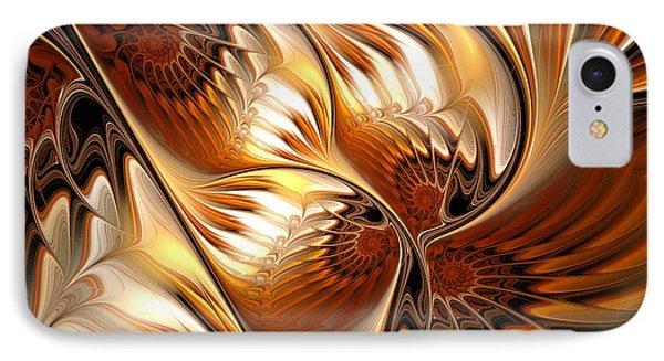 All That Gold IPhone Case by Anastasiya Malakhova