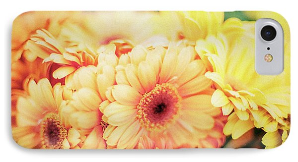 IPhone Case featuring the photograph All The Daisies by Ana V Ramirez