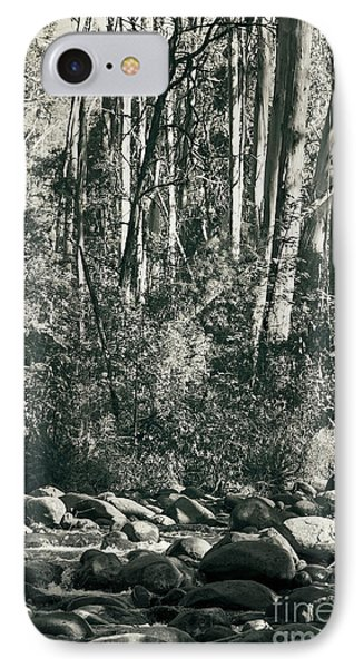 IPhone 7 Case featuring the photograph All Was Tranquil by Linda Lees
