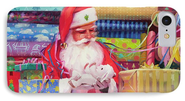 All Wrapped Up IPhone Case by Steve Henderson