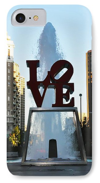 All You Need Is Love Phone Case by Bill Cannon