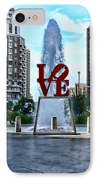 All You Need Is Love Phone Case by Paul Ward