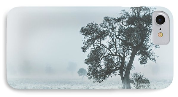 Alleena Winter Landscape IPhone Case by Jorgo Photography - Wall Art Gallery