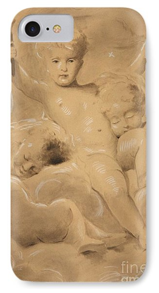 Allegory Of Night IPhone Case