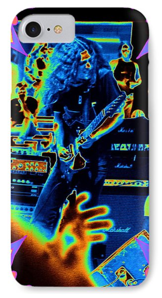 IPhone Case featuring the photograph Allen Cosmic Free Bird Oakland 1 by Ben Upham
