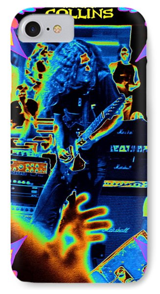IPhone Case featuring the photograph Allen Cosmic Free Bird Oakland 2 by Ben Upham