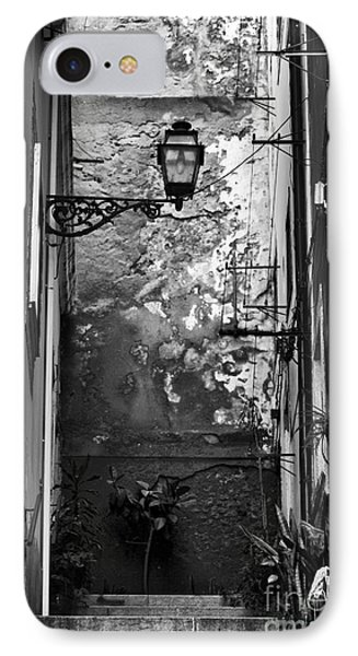 Alley Light Phone Case by John Rizzuto
