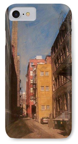 Alley Series 2 IPhone Case by Anita Burgermeister