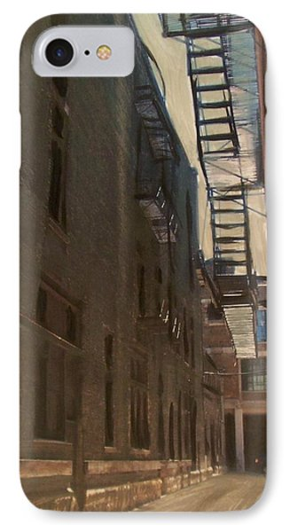 Alley Series 5 IPhone Case by Anita Burgermeister