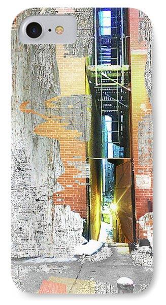 Alley IPhone Case by Tony Rubino