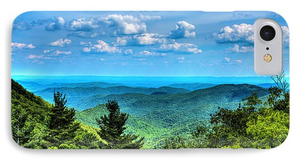 Alligator Back Overlook IPhone Case by Dale R Carlson