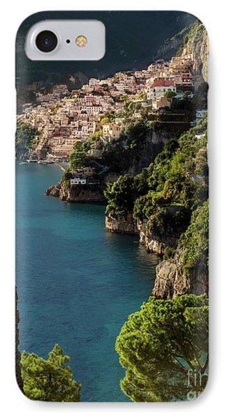 Almalfi Coast Phone Case by Brian Jannsen