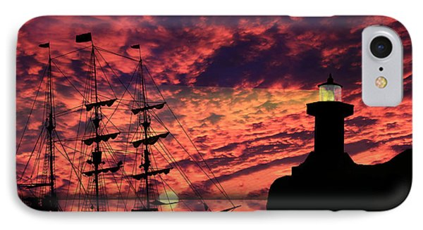 Almost Home Phone Case by Shane Bechler