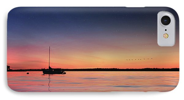 IPhone Case featuring the photograph Almost Paradise by Lori Deiter