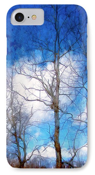 Almost Spring IPhone Case by Spyder Webb