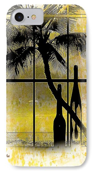 Aloha,from The Island IPhone Case by Athala Carole Bruckner