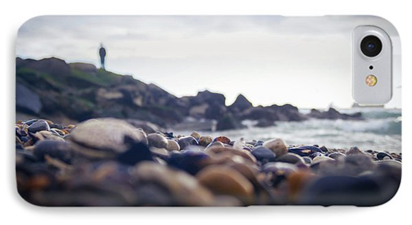 IPhone Case featuring the photograph Alone by April Reppucci