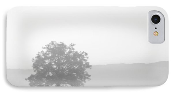 IPhone Case featuring the photograph Alone by Bob Decker