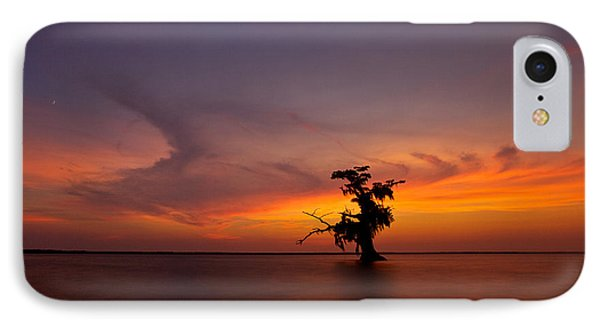 IPhone Case featuring the photograph Alone by Evgeny Vasenev