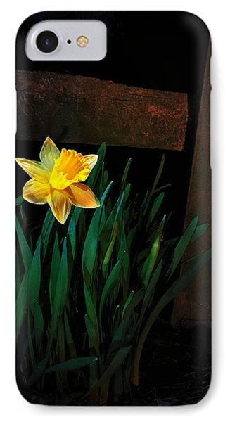Alone In The Dark IPhone Case by Mark Fuller