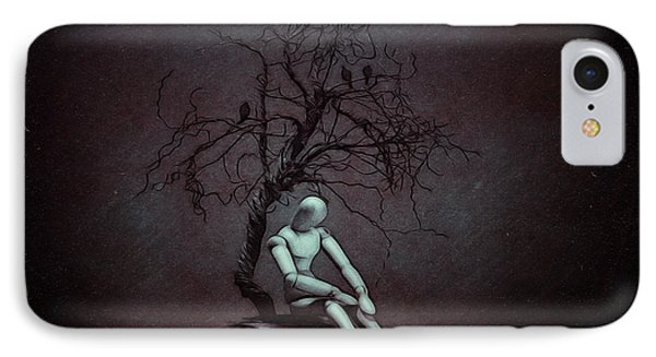 Alone In The Dark IPhone Case