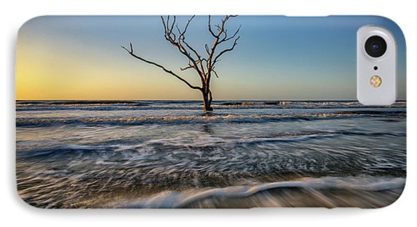 IPhone Case featuring the photograph Alone In The Water by Rick Berk
