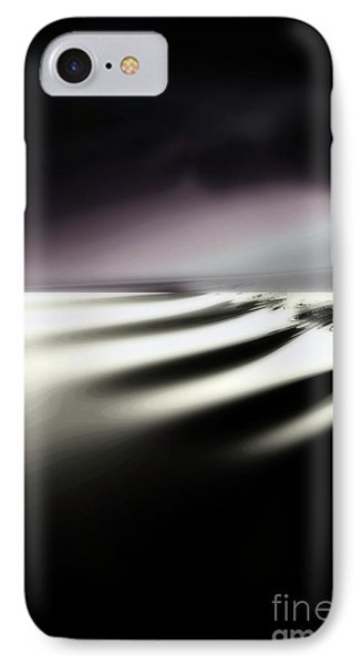 Alone IPhone Case by Mindy Sommers