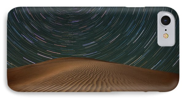 IPhone Case featuring the photograph Alone On The Dunes by Darren White