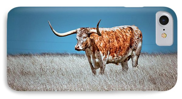 IPhone Case featuring the photograph Alone On The Trail by Linda Unger