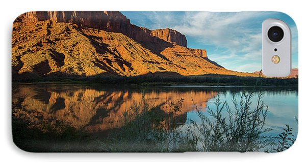 IPhone Case featuring the photograph Along The Colorado by Gary Lengyel