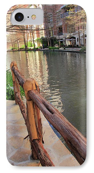 Along The Fence IPhone Case