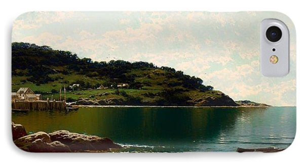 Along The Maine Coast IPhone Case by Mountain Dreams