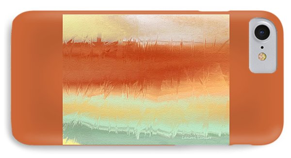 Along The Side Of The Highway IPhone Case by Lenore Senior