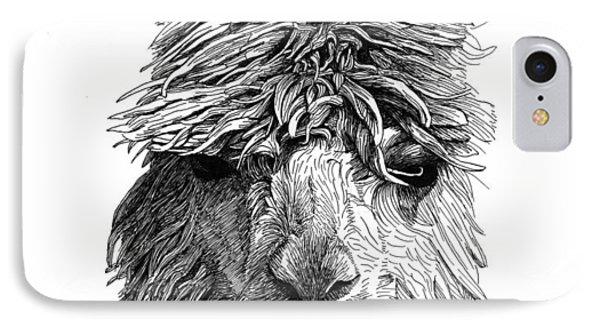 Alpaca IPhone Case