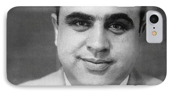 Alphonse Capone (1899-1947) IPhone Case