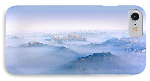 Alpine Islands IPhone Case