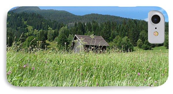 Alpine Meadow  Phone Case by Carol Groenen