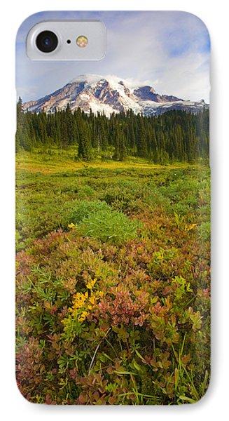 Alpine Meadows Phone Case by Mike  Dawson