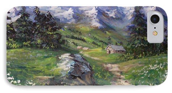 Alpine Splendor IPhone Case